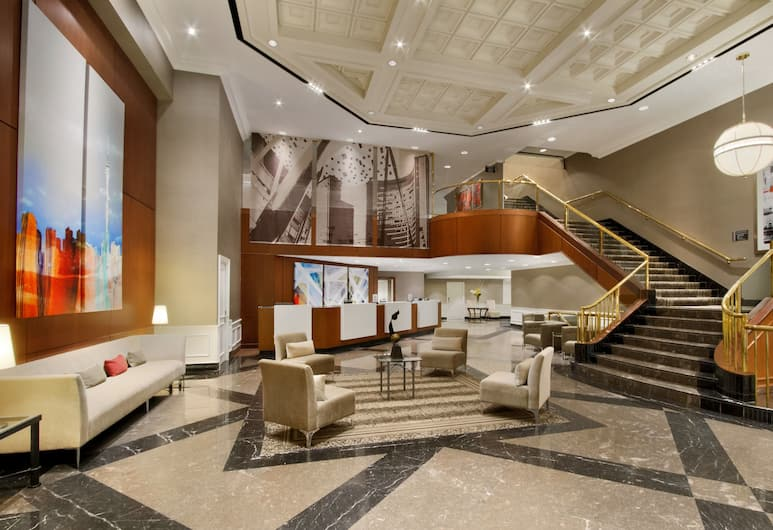 DoubleTree by Hilton Hotel Toronto Downtown, Торонто, Фойє