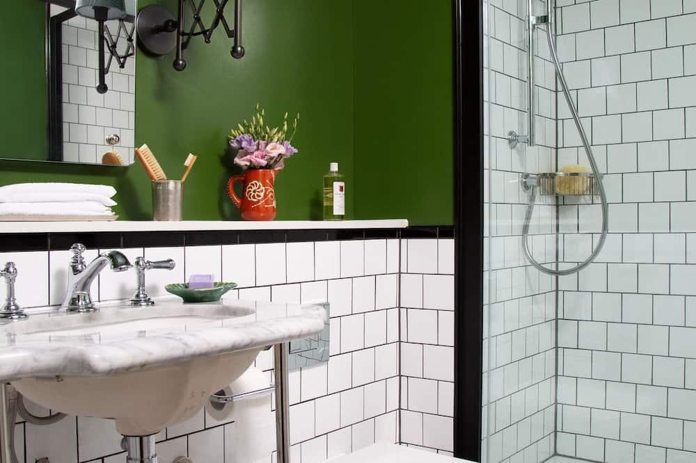 高級套房, 1 張特大雙人床 (Randolph Suite) - 浴室
