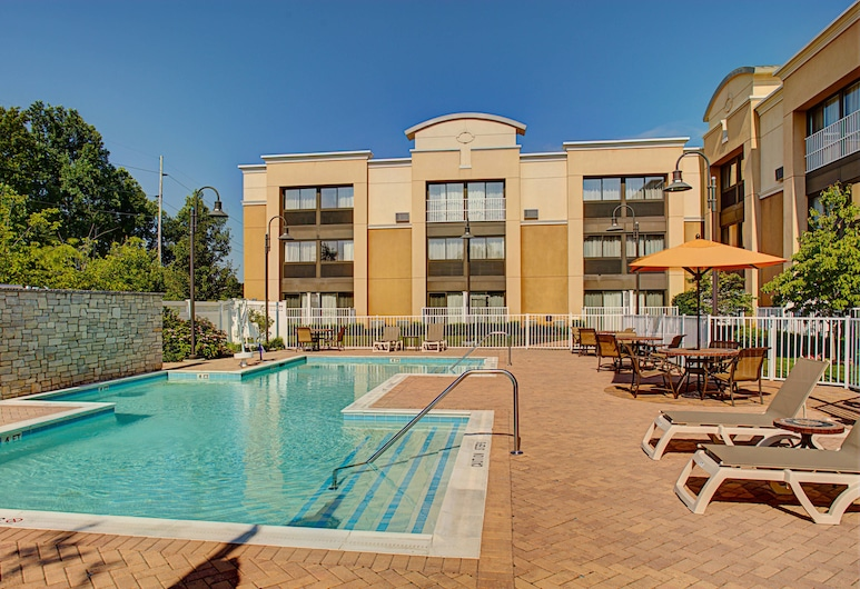 Courtyard by Marriott Montvale, Montvale, Sportbereich