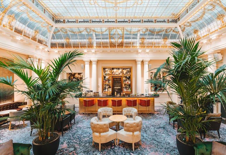 Hotel du Louvre in the Unbound Collection by Hyatt, Pariisi, Hotellin baari