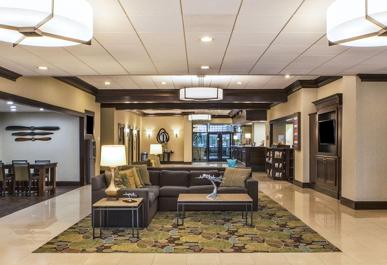 Holiday Inn National Airport/Crystal City, Arlington, Vestíbulo