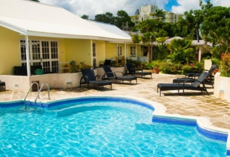 أيلاند إن أول إنكلوسف هوتل, Bridgetown, حمام سباحة