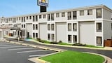 Hotell i Harrisonburg