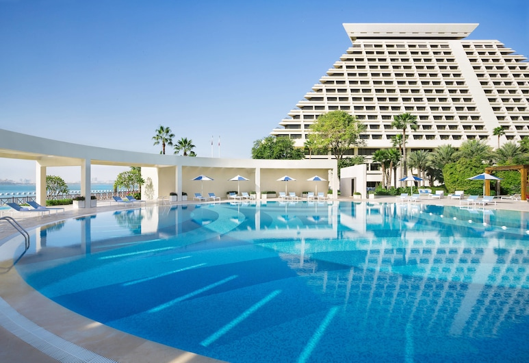 Sheraton Grand Doha Resort & Convention Hotel, Doha, Svømmebasseng