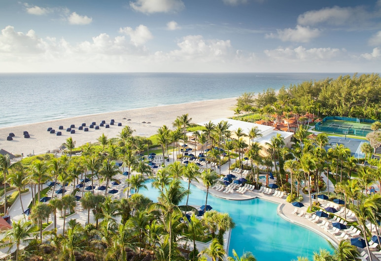 Fort Lauderdale Marriott Harbor Beach Resort & Spa, Fort Lauderdale