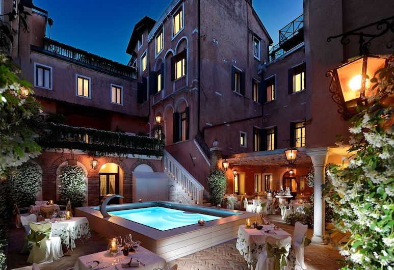 Hotel Giorgione, Venedik, Havuz