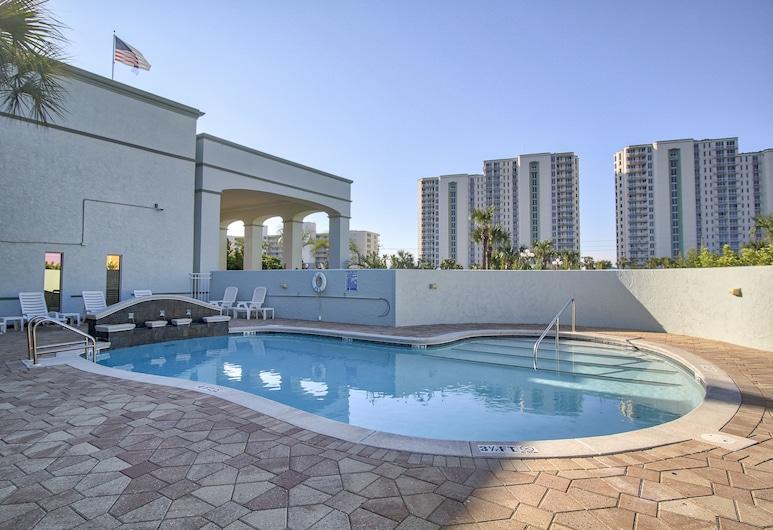 德斯坦俱樂部酒店, 德斯丁, 室外游泳池