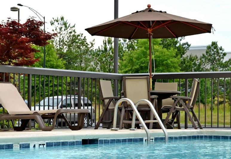 Hampton Inn Rock Hill, Rock Hill, Outdoor Pool
