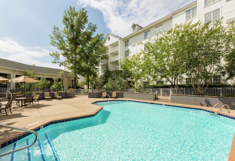 DoubleTree Raleigh Durham Airport at Research Triangle Park, Durham, Sundlaug