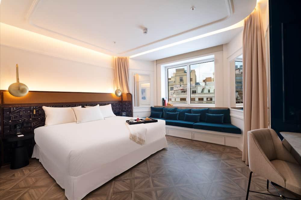 Phòng Suite Junior, 1 giường cỡ king - Ảnh nổi bật