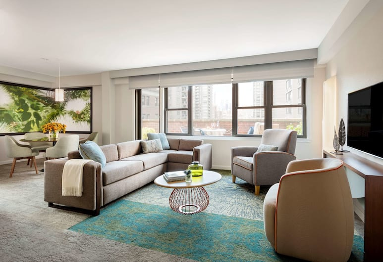 Gardens Suites Hotel by Affinia, New York, Room