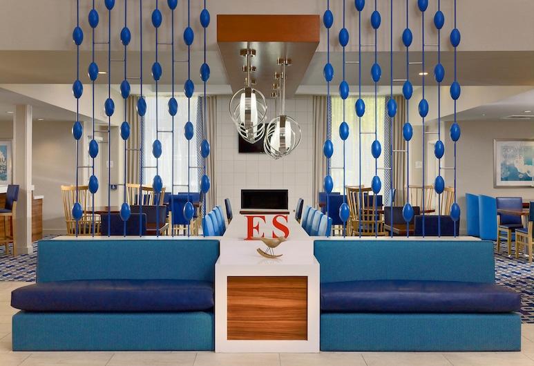 Sonesta ES Suites Somers Point, Somers Point, Sitzecke in der Lobby