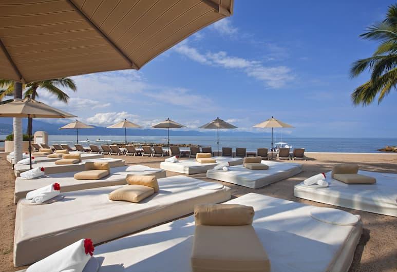 The Westin Resort & Spa Puerto Vallarta, Пуэрто-Вальярта, Пляж