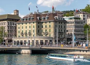 Foto di Central Plaza Hotel a Zurigo
