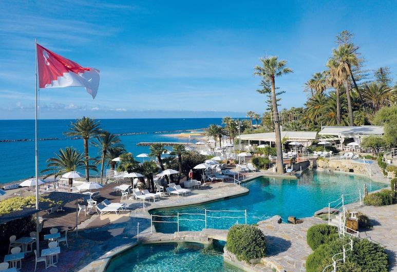 聖雷莫皇家飯店, 聖雷莫, 游泳池