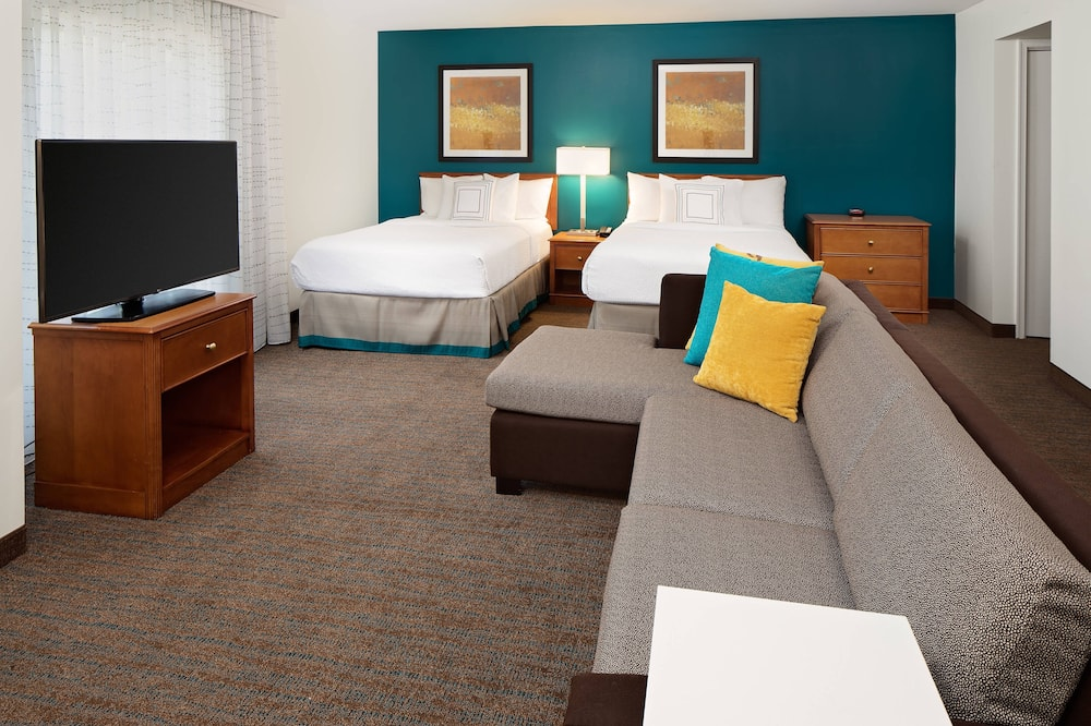 สตูดิโอ, เตียงใหญ่ 2 เตียง, ปลอดบุหรี่ - ห้องพัก