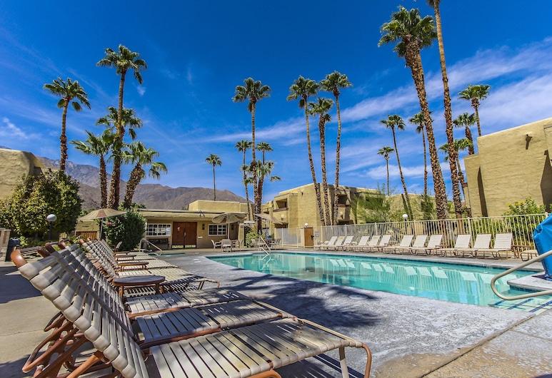 Desert Vacation Villas, a VRI resort, Палм-Спрингс, Открытый бассейн