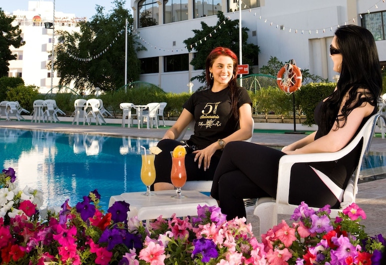 Hotel Muscat Holiday, Maskat, Außenpool