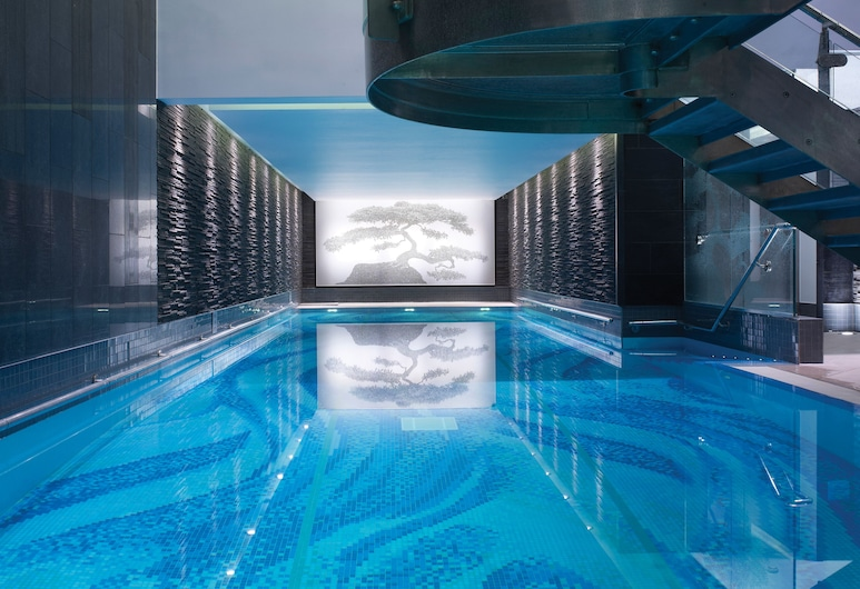 The Langham, London, London, Indoor Pool