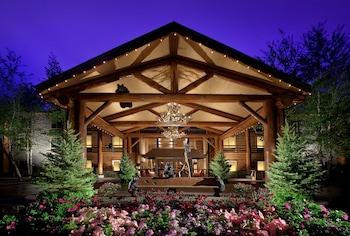 Jackson bölgesindeki The Lodge at Jackson Hole resmi