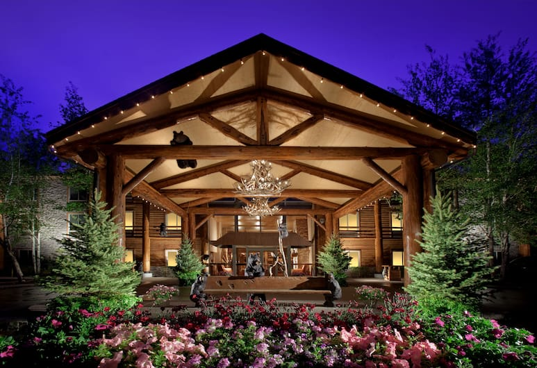 The Lodge at Jackson Hole, Jackson