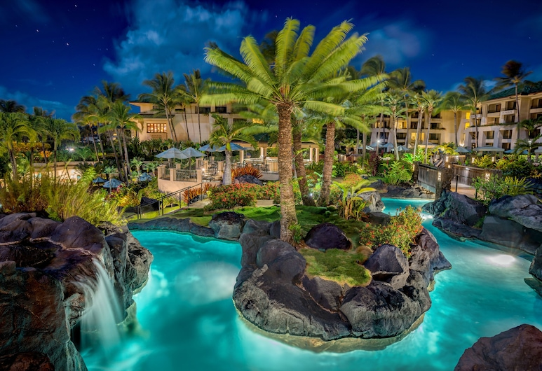 Grand Hyatt Kauai Resort and Spa, Koloa, Εξωτερική πισίνα