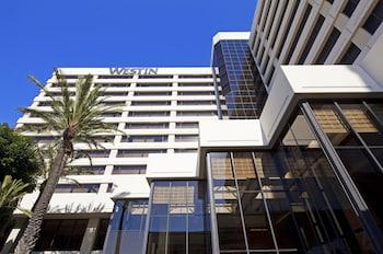Introduce sus fechas y vea precios de hoteles última hora en Los Ángeles