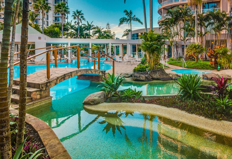 Crowne Plaza Surfers Paradise, Surfers Paradise, Pool
