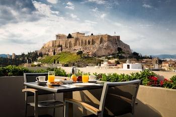 Kuva Athens Gate Hotel-hotellista kohteessa Ateena