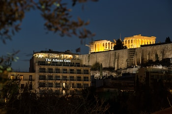 A(z) Athens Gate Hotel hotel fényképe itt: Athén