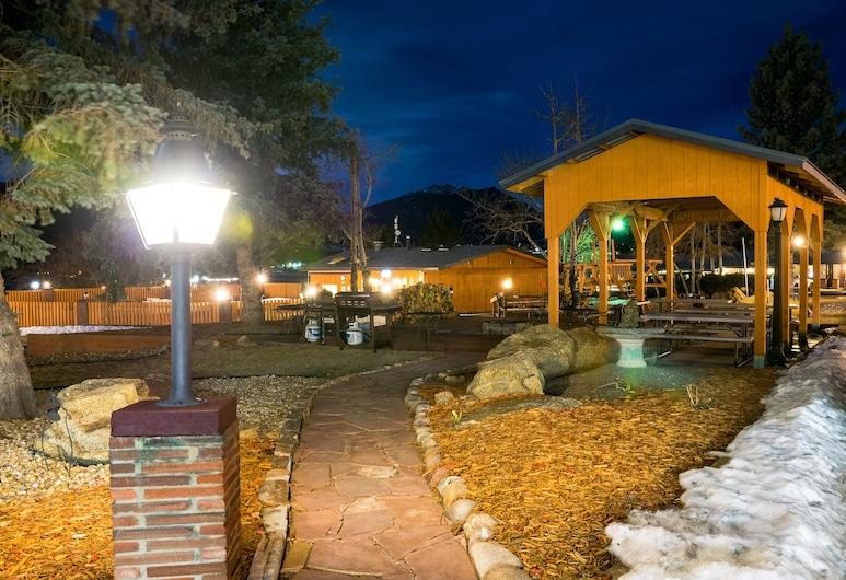 Murphy's Resort, Estes Park, Teren przynależny do obiektu