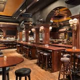 Bar de l'hôtel