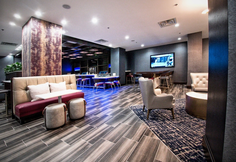 Embassy Suites by Hilton Oklahoma City Northwest, Oklahoma City, Lobby Lounge