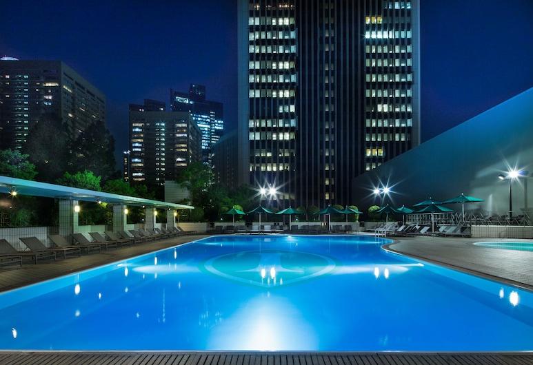 ANA インターコンチネンタルホテル東京, 港区, 屋外プール