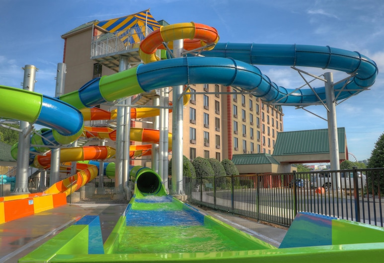 Country Cascades Waterpark Resort, Pigeon Forge, Piscina