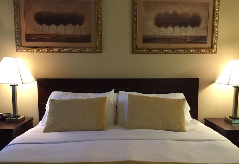 舊金山要塞溫德姆旅遊旅館, 舊金山, 標準客房, 1 張特大雙人床, 客房