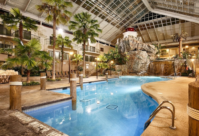 Best Western Plus Lamplighter Inn & Conference Centre, London, Indoor Pool