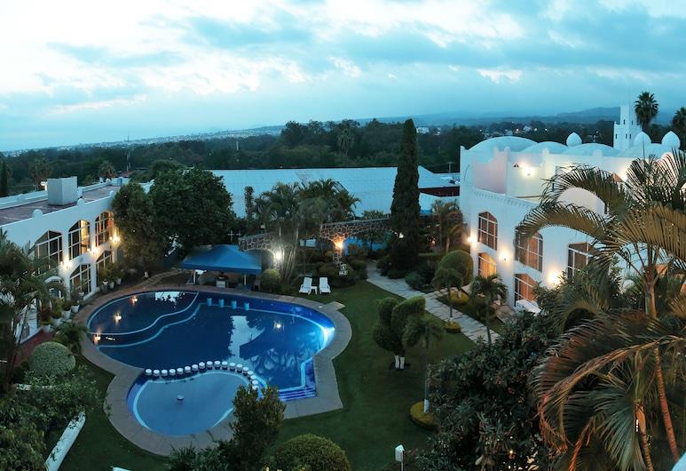 Hotel Villa Bejar Cuernavaca, Cuernavaca, Aerial View