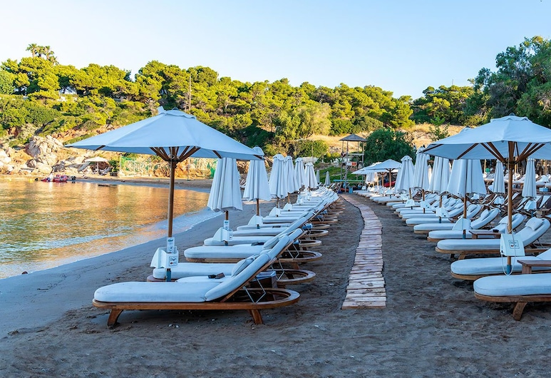 Coral Hotel Athens, Palaio Faliro, Pláž