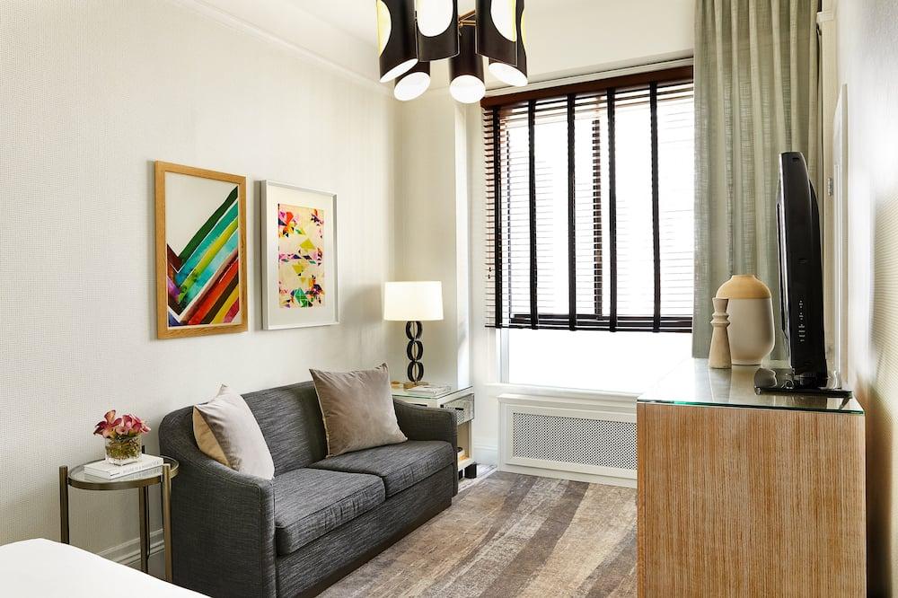 Executive Δωμάτιο, 1 King Κρεβάτι με Καναπέ-Κρεβάτι - Περιοχή καθιστικού