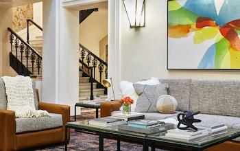 Selline näeb välja Galleria Park Hotel, a Joie de Vivre Boutique Hotel, San Francisco