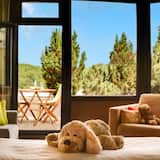 חדר סטנדרט זוגי, נוף לעמק - אזור מגורים