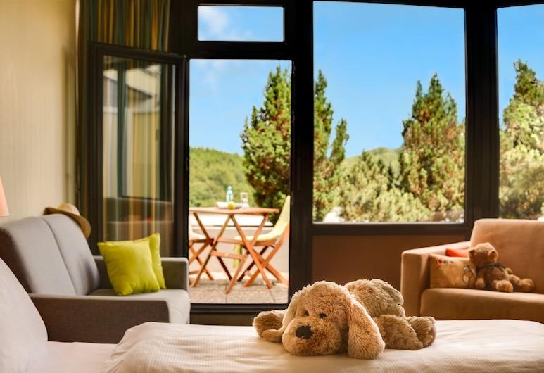 H Plus Hotel Willingen, Willingen (Upland), Standaard tweepersoonskamer, uitzicht op vallei, Woonruimte