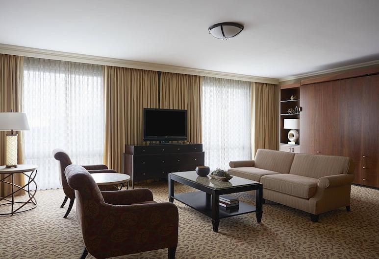 Stamford Marriott Hotel & Spa, Στάμφορντ, Concierge Room, Δωμάτιο, 1 King Κρεβάτι, Μη Καπνιστών, Δωμάτιο επισκεπτών