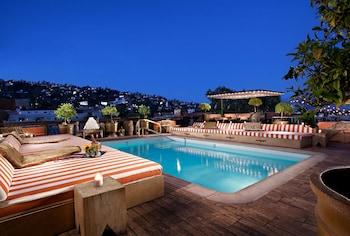 Nuotrauka: Petit Ermitage, Vakarų Holivudas