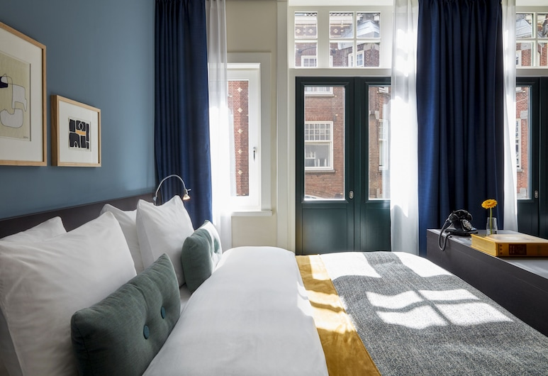 Park Centraal Amsterdam, Amsterdam, Junior Suite, 1 King Bed, Guest Room View