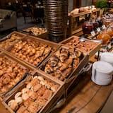 Área de Pequenos-almoços