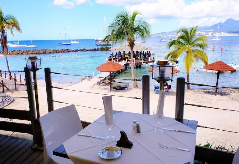 Hotel Bakoua Les Trois Ilets, Trois-Ilets, Outdoor Dining