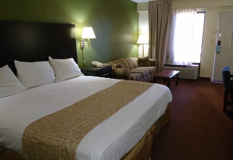 Travelodge by Wyndham Knoxville East, Knoxville, Suite, niet-roken, Kamer