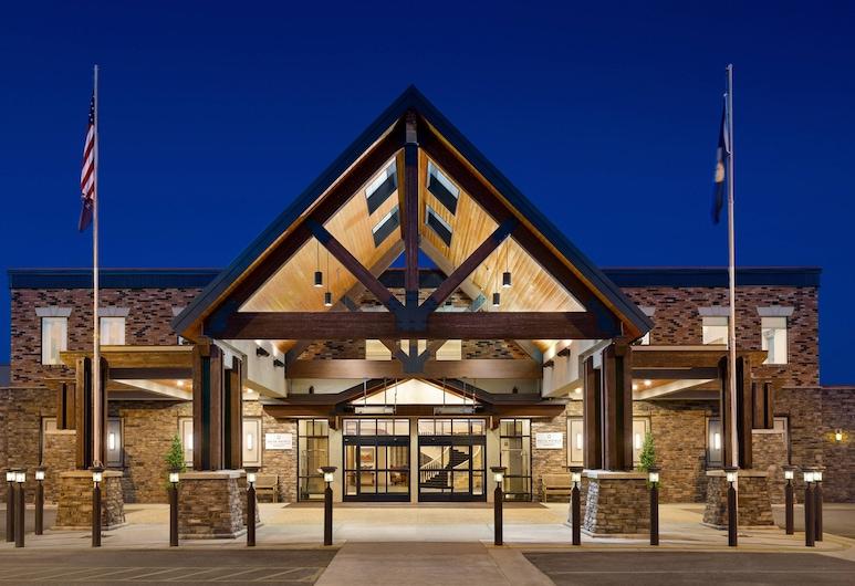 Delta Hotels by Marriott Helena Colonial, הלנה, אזור חיצוני